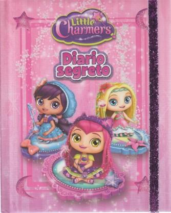 Sticker & Color  - Diario segreto - Little Charmers