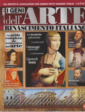 I geni dell'arte. Rinascimento italiano - n. 4 - bimestrale - settembre - ottobre 2018 -