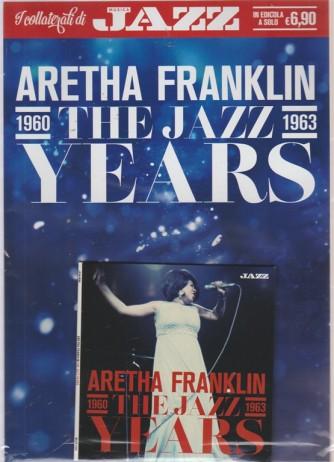 Musica Jazz  -  Aretha Franklin - 1960 - 1963 - The jazz years - 2018