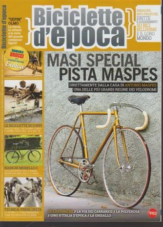 Biciclette D'epoca - n. 33 - bimestrale - settembre - ottobre 2018 -