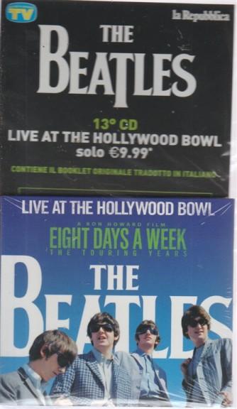 The Beatles - 13° CD - live at the Hollywood bowl - ottobre 2018 - n. 13 -