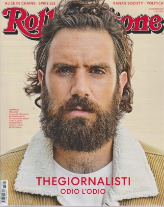 Rolling Stone - n. 9 - mensile - settembre 2018