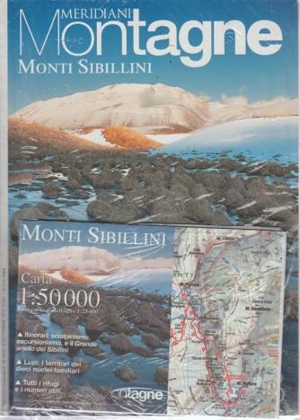 Meridiani Montagne  - Monti Sibillini - n. 58 - bimestrale - settembre 2012