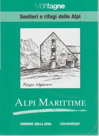 Meridiani Montagne - Sentieri e rifugi delle Alpi - Alpi Marittime - n. 16 - settimanale -