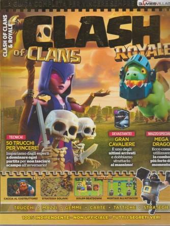 Games Village Extra - Clash Of Clans & Royale - n. 15 - bimestrale - ottobre - novembre 2018