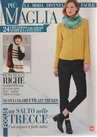 Piu' Maglia Extra -n. 4 - bimestrale - ottobre - novembre 2018 -