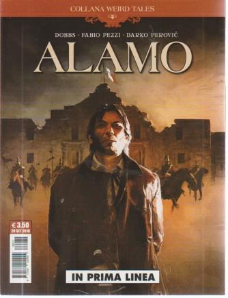 Cosmo Serie Blu - Alamo - In prima linea - n. 72 - mensile - 20 settembre 2018