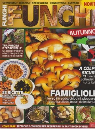 Il Mio Giardino Funghi... - Autunno - n. 2 - bimestrale - ottobre - novembre 2018 -