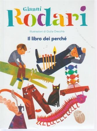 Le Grandi Collezioni - n. 2 - Gianni Rodari - Il libro dei perchè - settimanale -