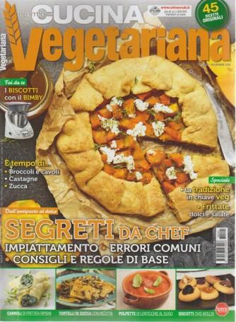 Cucina Vegetariana - N. 91 - bimestrale - 27/9/2018
