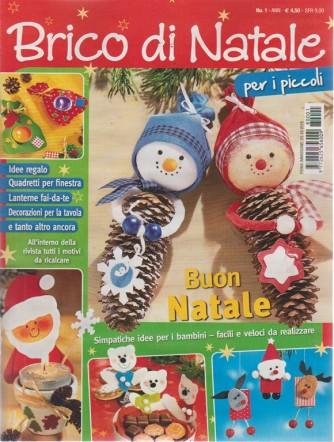 Brico Di Natale - Per I Piccoli - n. 1 - 1 - 10 - 2018 -
