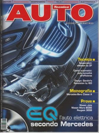 Auto Tecnica - mensile n. 439 Ottobre 2018 Auto elettrica secondo Mercedes