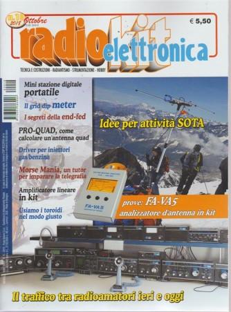 Radiokit Elettronica - n. 10 - ottobre 2018 - mensile