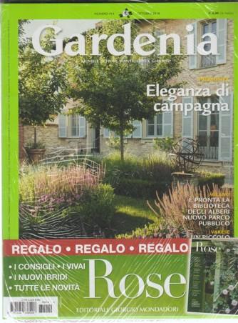 Gardenia + Gli speciali di Gardenia - Rose - n. 414 - ottobre 2018  - Mensile  -Guida ai vivai novità 2019