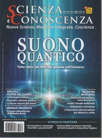 Scienza E Conoscenza - n. 66 - trimestrale - ottobre - dicembre 2018 -