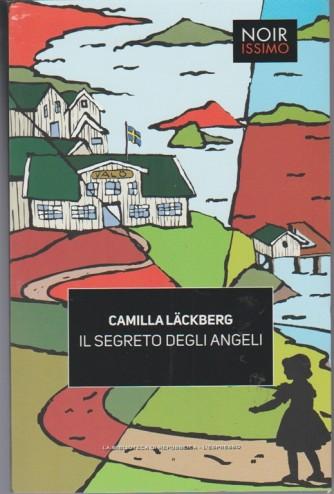 Il Segreto degli Angeli di Camilla Lackberg-la biblioteca di Repubblica/l'Espresso