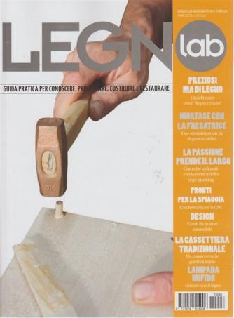 Legno Lab - mensile n. 98 Luglio 2017 - Design Tavoli da pranzo estensibili