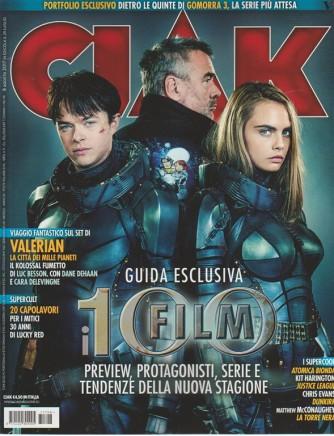 CIAK - mensile n. 8 Agosto 2017 - Dietro le quinte di Gomorra 3