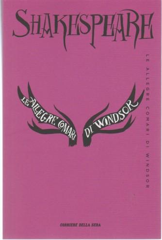 William Shakespeare - Le Allegri Comari di Windsor - Testo inglese a fronte