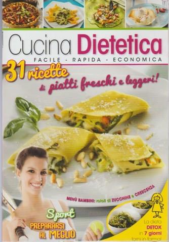 Cucina Dietetica - bimestrale pocket n. 51- Agosto 2017 Dieta Detox in 7 giorni