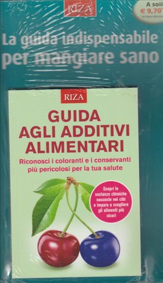 GUIDA AGLI ADDITIVI ALIMENTARI. N. 174. OTTOBRE 2016.