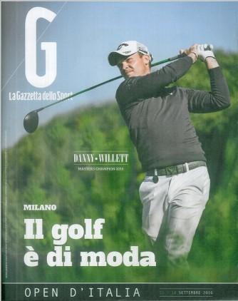 Milano: il Golf è di Moda - Suppl.Gazzetta dello sport