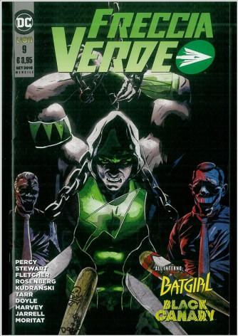 Freccia Verde # 9 - DC Comics Lion