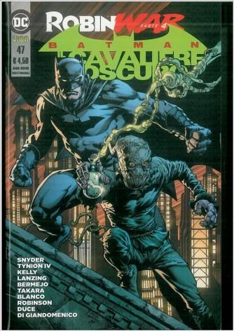 Batman Il Cavaliere Oscuro 47 - DC Comics Lion