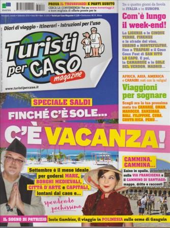 TURISTI PER CASO MAGAZINE. SETTEMBRE 2016. MENSILE. N. 11.