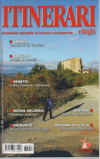 ITINERARI E LUOGHI. N. 253. OTTOBRE/NOVEMBRE 2016.