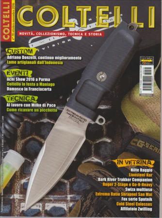 COLTELLI N. 78 OTTOBRE - NOVEMBRE 2016 BIMESTRALE.