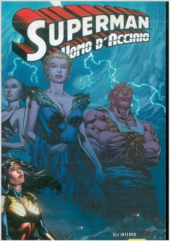 Superman L'Uomo D'Acciaio 28 - DC Comics Lion