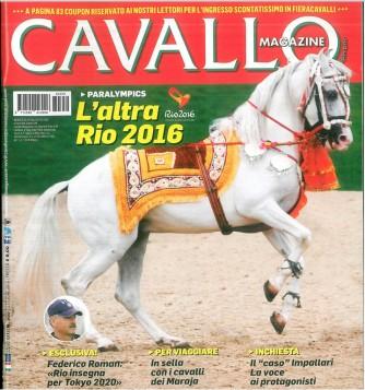 Cavallo Magazine - Mnsile n. 359 - Ottobre 2016