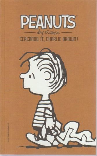 PEANUTS BY SCHULZ. CERCANDO TE, CHARLIE BROWN! N. 4