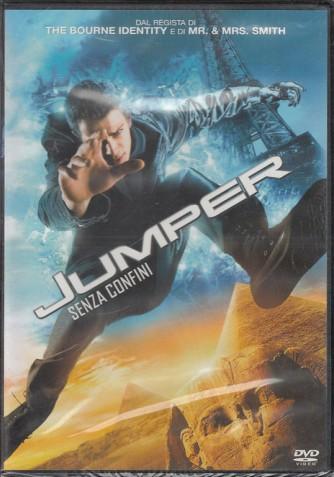 Jumper (2008) Samuel L. Jackson, Hayden Christensen, Jamie Bell - DVD