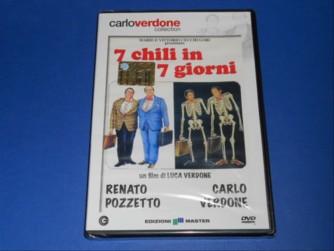 7 Chili In 7 Giorni - Carlo Verdone, Tiziana Pini, Renato Pozzetto, Lella Fabrizi (DVD)
