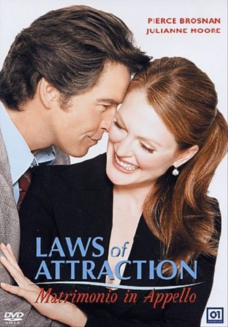 Laws Of Attraction - Matrimonio In Appello - Pierce Brosnan, Julianne Moore, Parker Posey (DVD)