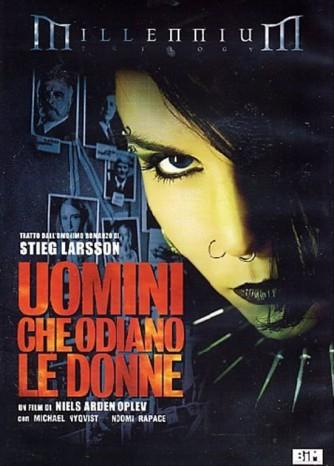 Uomini Che Odiano Le Donne - Michael Nyqvist, Lena Endre, Sven-Bertil Taube (DVD)