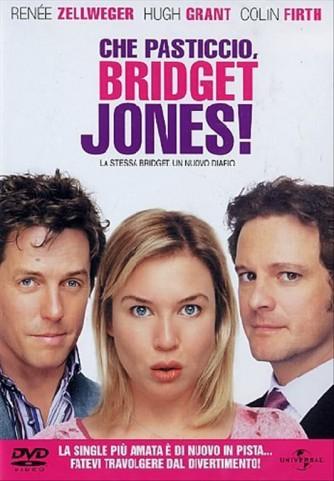 Che Pasticcio, Bridget Jones! - Renee Zellweger, Hugh Grant, Colin Firth (DVD)