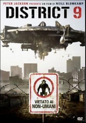 District 9 - Vietato ai non umani - Sharlto Copley, Jason Cope, Nathalie Boltt (DVD)