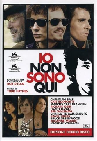Io Non Sono Qui - Christian Bale, Cate Blanchett, Marcus Carl Franklin (2 Dvd)