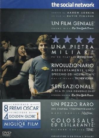 The Social Network - Jesse Eisenberg, Andrew Garfield, Brenda Song (2 Dvd)