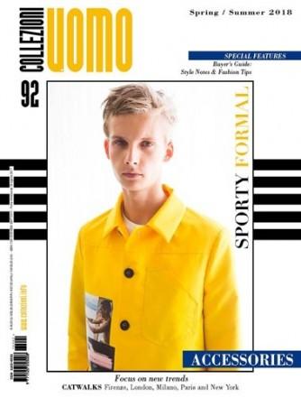 Collezioni Uomo n.92 Spring/Summer 2018