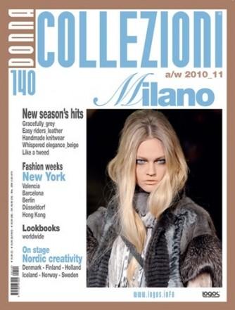 COLLEZIONI DONNA 140 prêt-à-porter Milano/New York A/W 2010/11