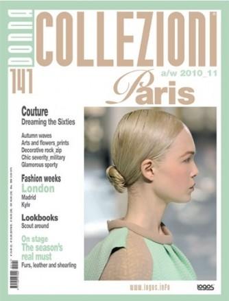 COLLEZIONI DONNA 141 prêt-à-porter Paris/London A/W 2010/11