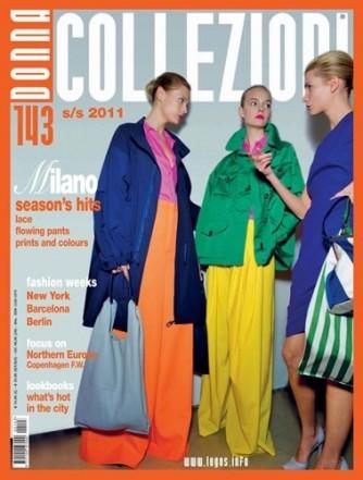 COLLEZIONI DONNA 143 prêt-à-porter Milano/New York S/S 2011