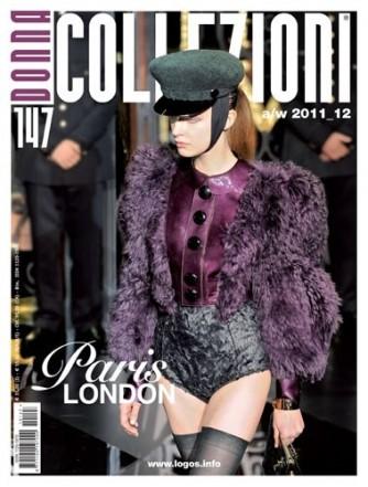 COLLEZIONI DONNA 147 prêt-à-porter Paris/London A/W 2011/12