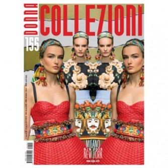COLLEZIONI DONNA 155 prêt-à-porter Milano/New York S/S 2013