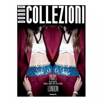COLLEZIONI DONNA 161 prêt-à-porter Paris/London S/S 2014