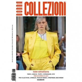 Collezioni Donna 173 Paris-London SS17